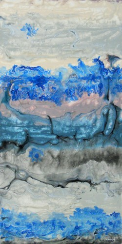 Sapphire Swirl 2