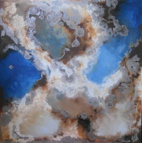 Organic Blue 1