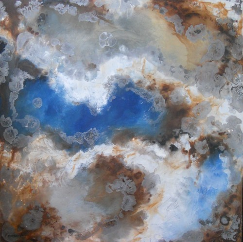 Organic Blue 3