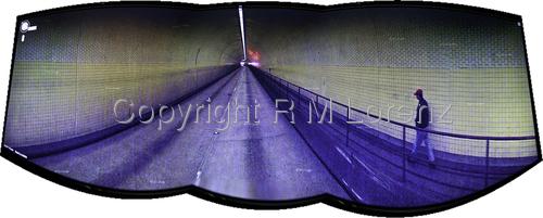Broadway Tunnel by Rachel Lorenz