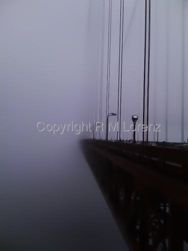 Bridge Light #1 by Rachel Lorenz