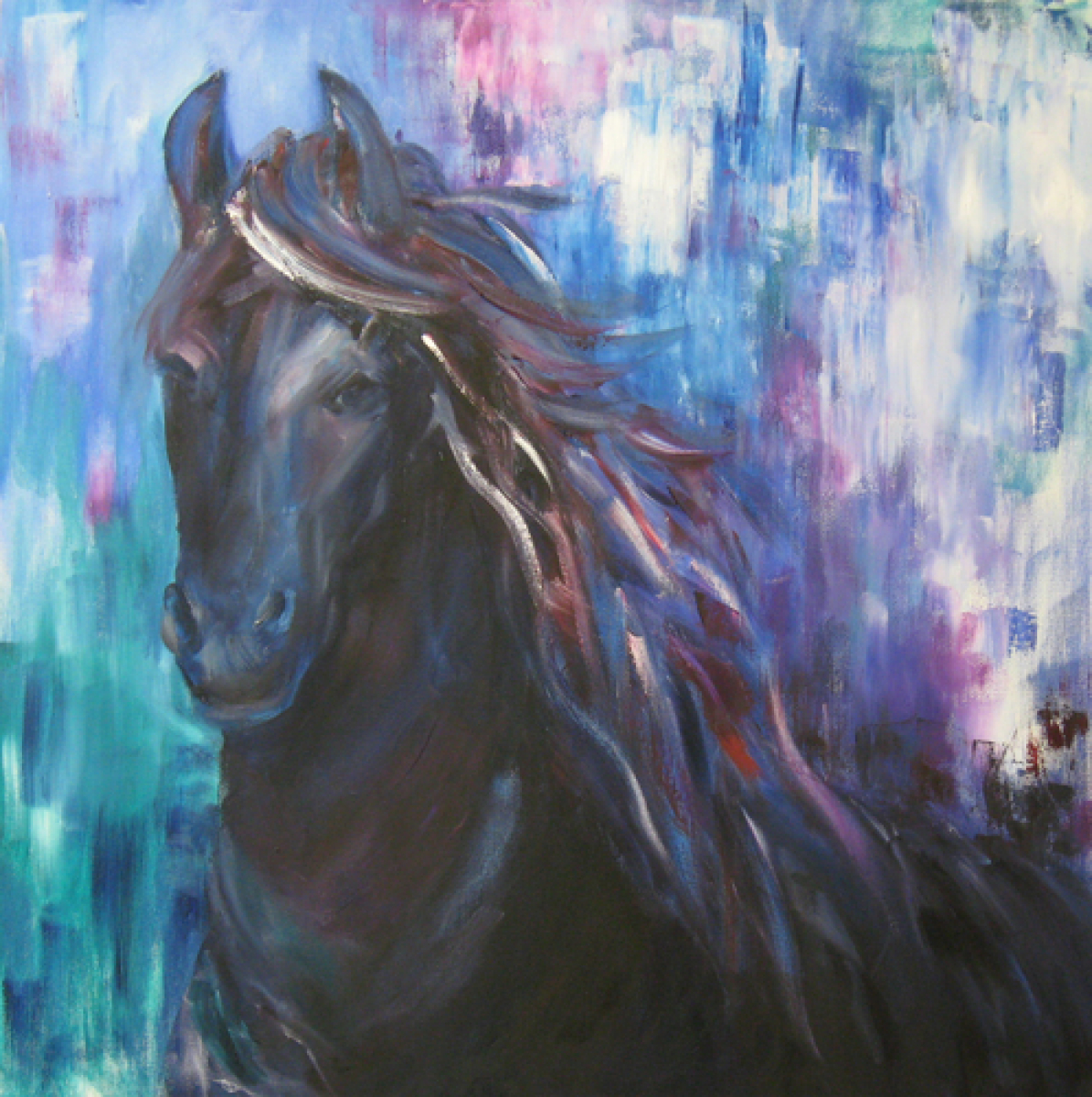 Black Stallion (large view)