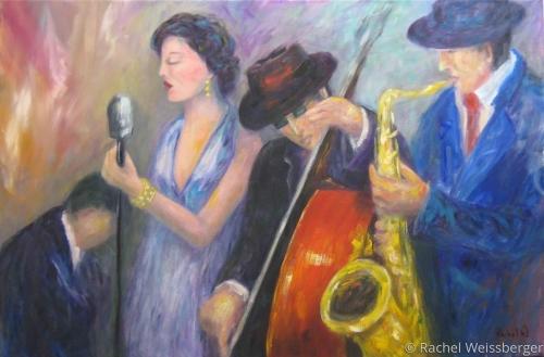 Night Time Jazz