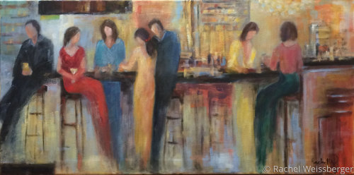 Happy Hour by Rachel Weissberger