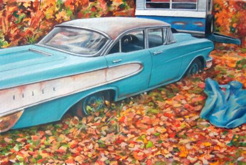 Autumn Edsel