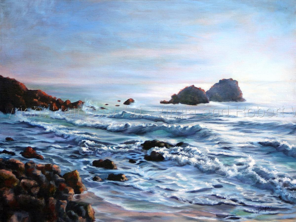 California Coast (large view)