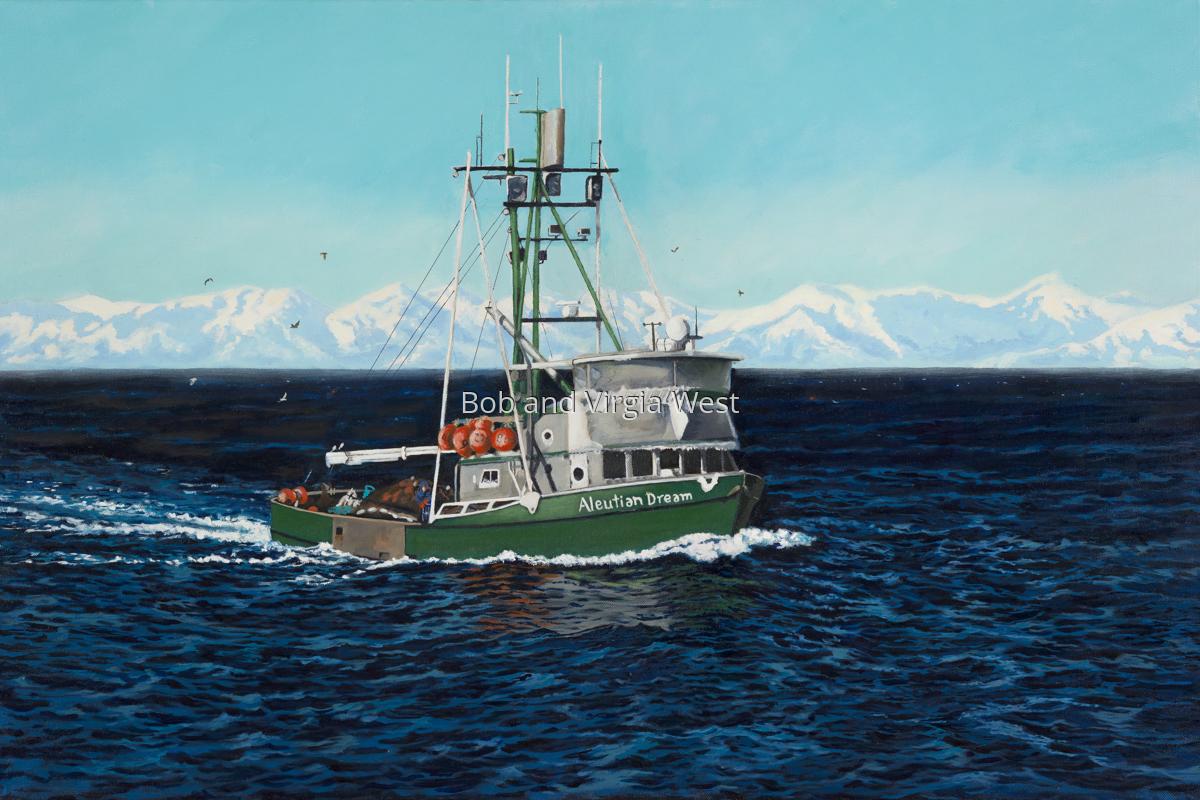 Aleutian Dream (large view)