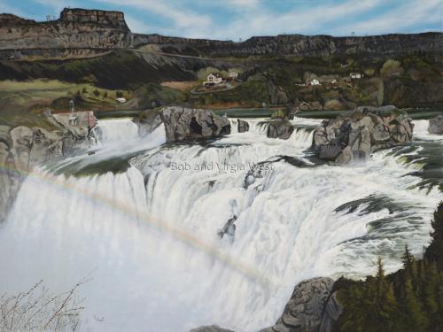 Shoshone Falls 2017