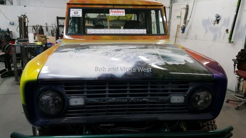 1966 Ford Bronco-Front