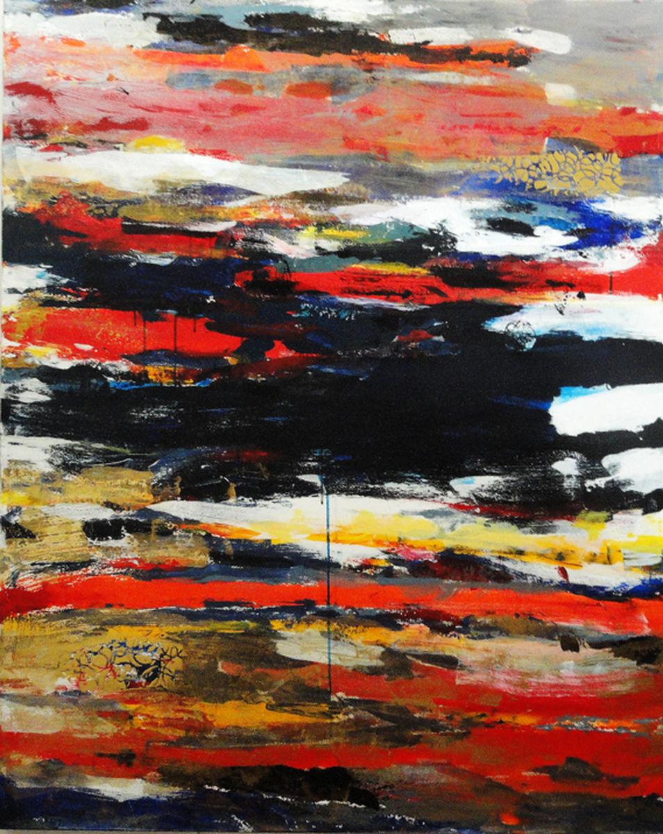 Multicolor Landscape (large view)