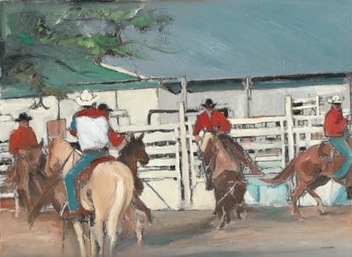 The Rodeo Practice
