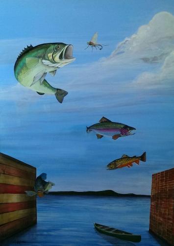 Big Fish by overtonstudio.com