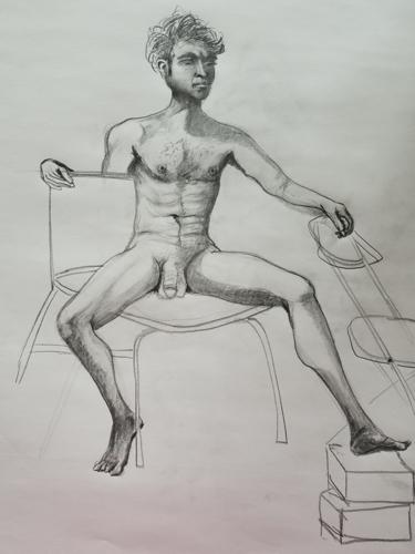 Life drawing 1