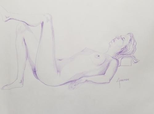 Life Drawing 7