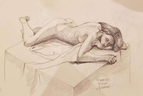 Life Drawing 13