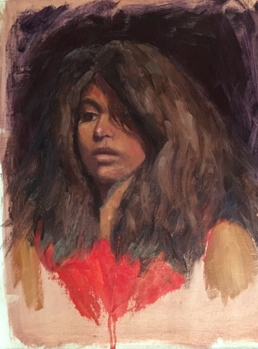 Isabella by Randy Carden Fine Art