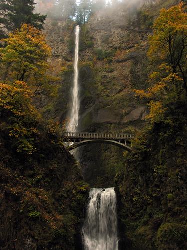 Multnomah Falls 3108