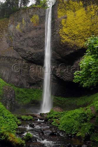 Latourell Falls - 3460 -051913