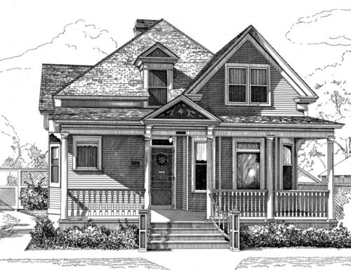 R. Burmister House
