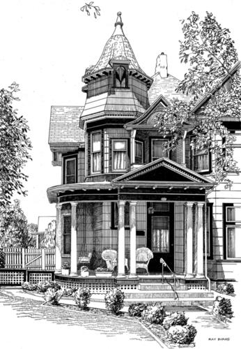 J. H. Robinson House
