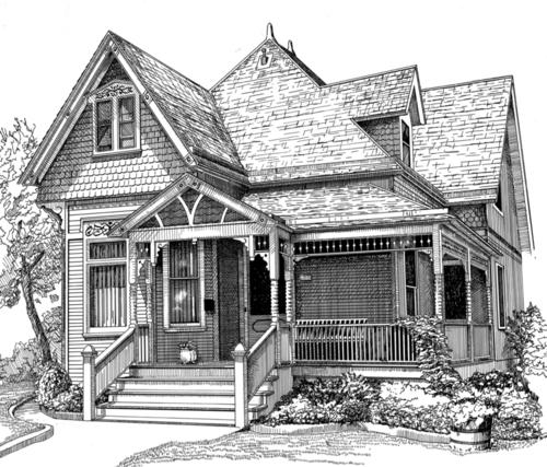 M.E.Morin House