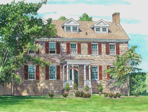 Laytonsville Stone House