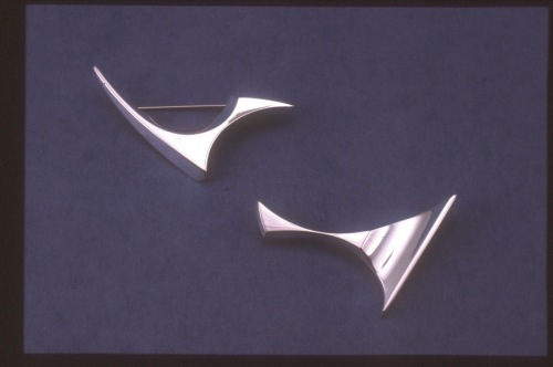 Bird & Bridge Pins