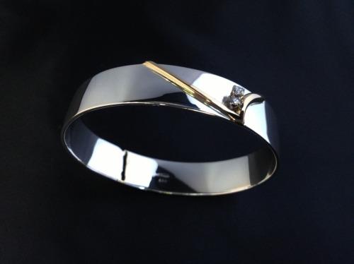 Bracelet from ring