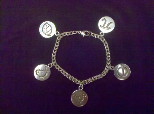Birthday Bracelet for Sara Lee