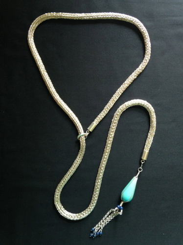 Loop in Loop Chain (Belt, Necklace, Bracelet)