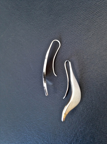 """Wave"" Earrings"