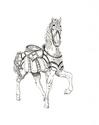 Princess' Horse
