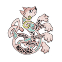 Celtic Cat 1