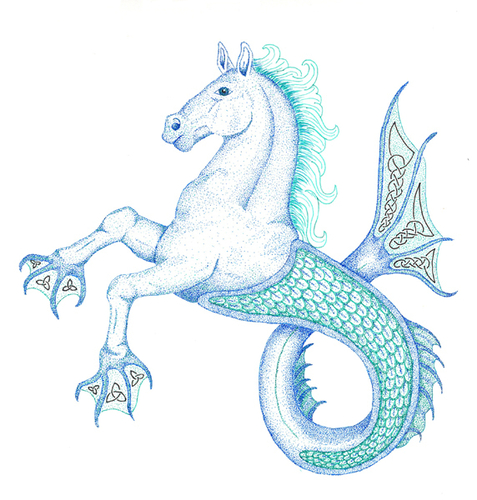 Celtic Sea Horse