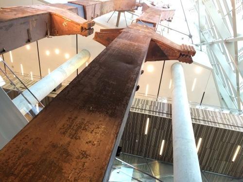 WTC T Beams