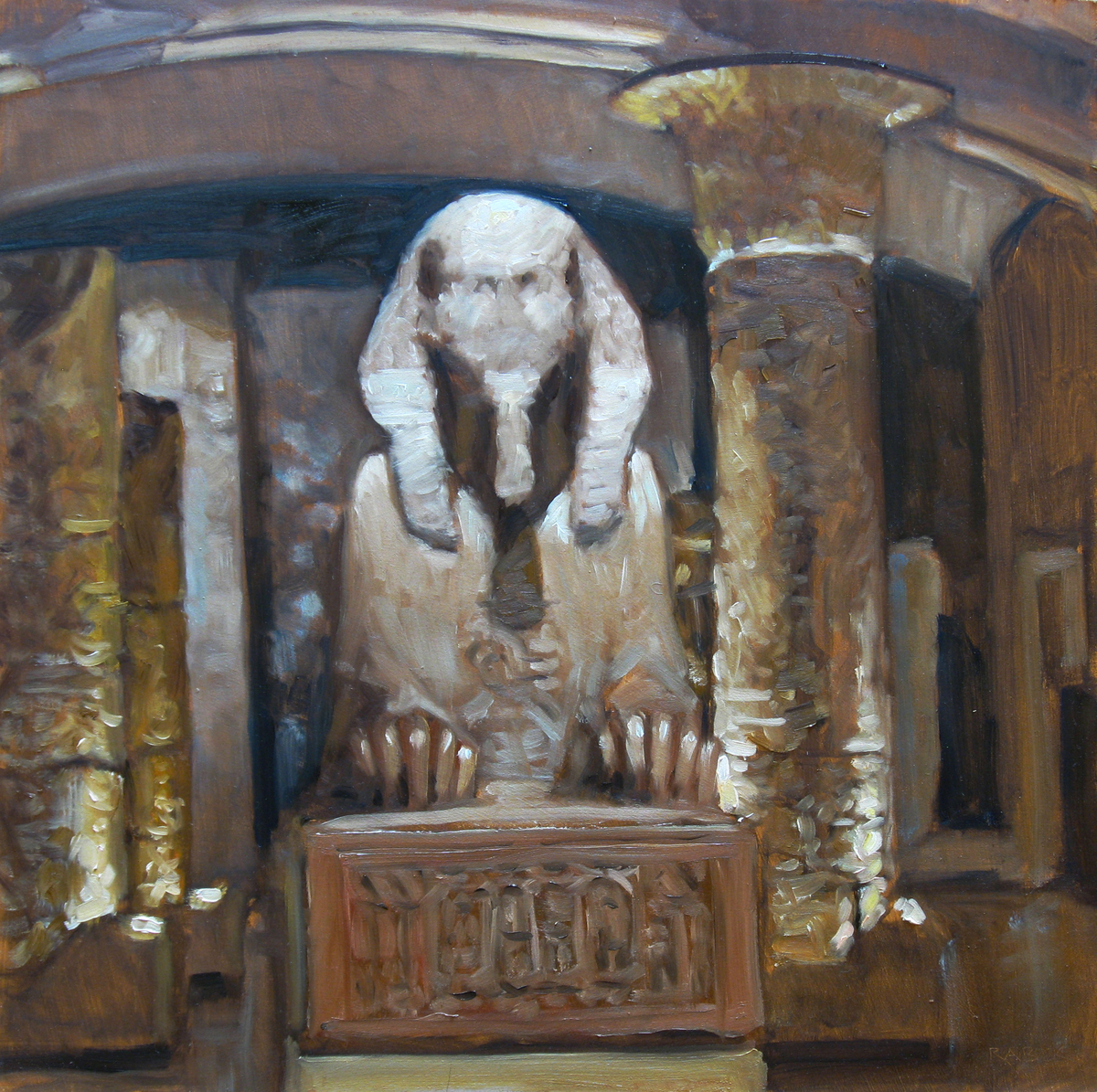 Sphinx (large view)