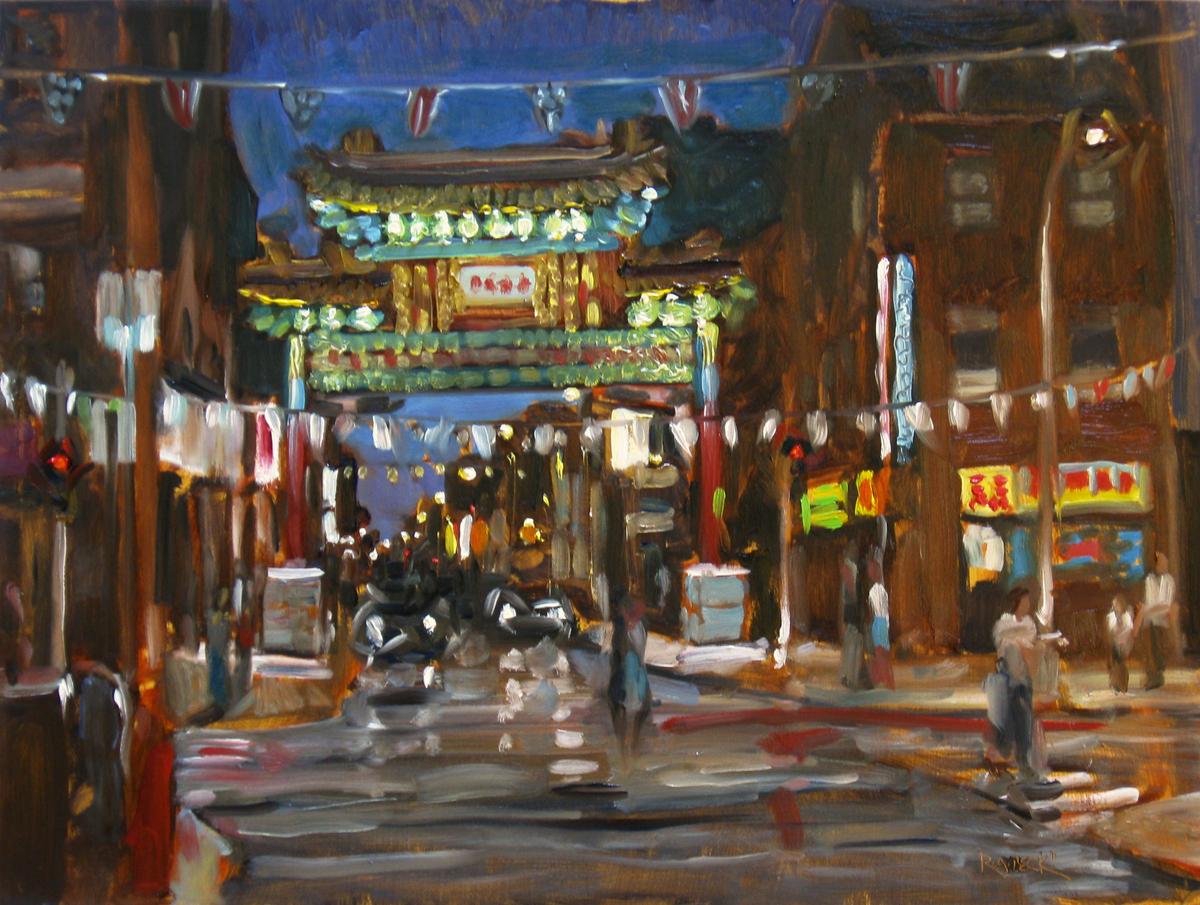 Chinatown Night (large view)