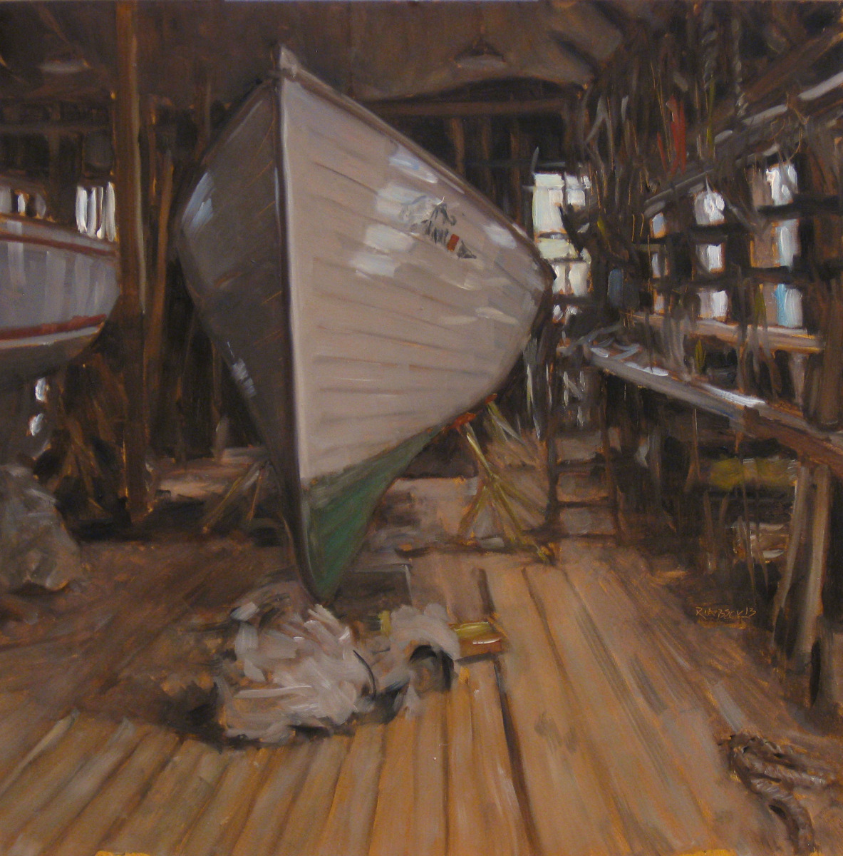 Boat Shed (large view)