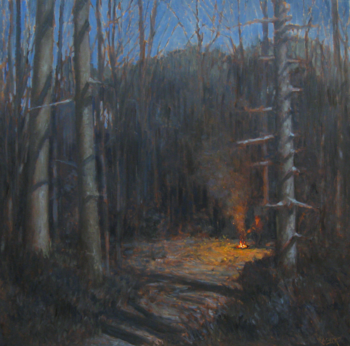 Dusk (Robert Beck) (large view)