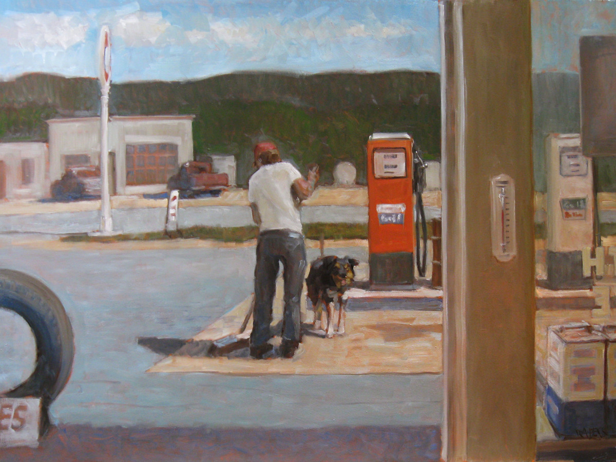 Dog Day (Robert Beck) (large view)