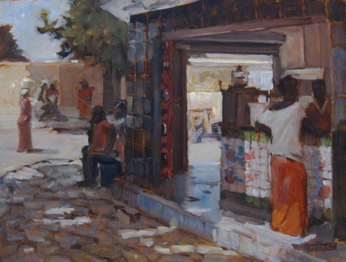 Corner Shop (Dakar) (large view)