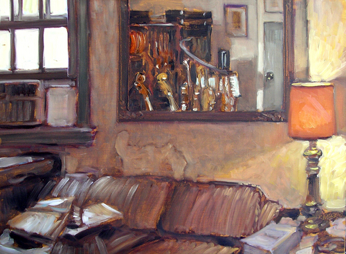 Violin Studio by ROBERT   BECK