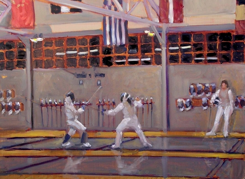 Fencing Academy (large view)