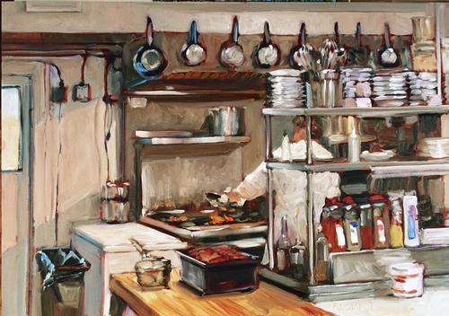 No. 9 Kitchen (large view)