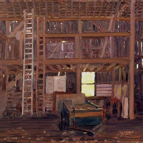 King's Oak Barn (large view)