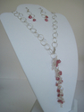 Pink Sapphire Necklace (thumbnail)