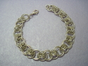 Sterling Silver Chain Maille Bracelet (thumbnail)