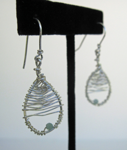 Sterling Silver Drops