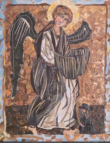 Archangel by Ronda Szymanski
