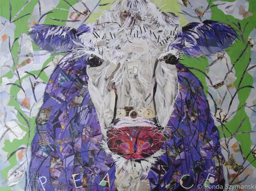 Pastoral Cow